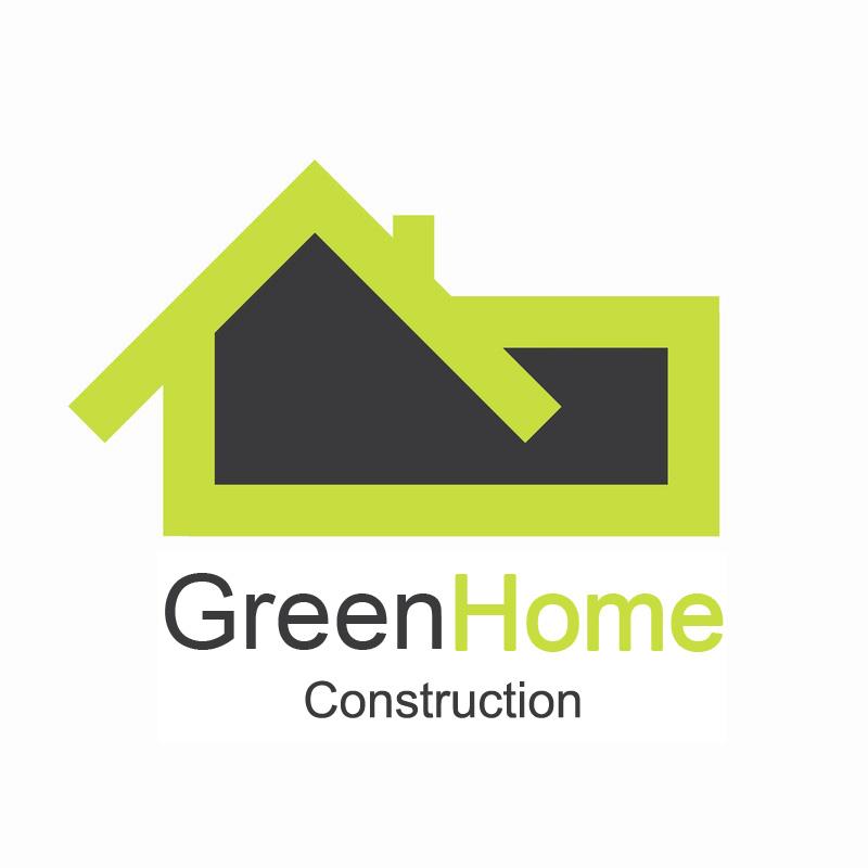 Home Construction Logo Design